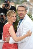 Anne Consigny, Lambert Wilson and Cannes Film Festival
