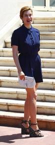 Emmanuelle Devos and Cannes Film Festival