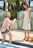 Leigh Francis, Kelly Brook, Cannes Film Festival