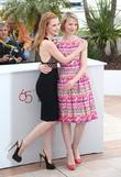 Jessica Chastain, Mia Wasikowska and Cannes Film Festival