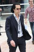 Nick Cave and Cannes Film Festival