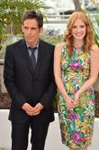Ben Stiller, Jessica Chastain and Cannes Film Festival