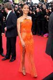 Jada Pinkett-Smith, Francois-henri Pinault and Cannes Film Festival