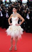 Delphine Chaneac and Cannes Film Festival