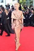 Tilda Swinton and Cannes Film Festival