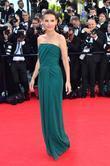 Virginie Ledoyen and Cannes Film Festival