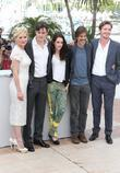 Kirsten Dunst, Garrett Hedlund, Kristen Stewart, SAM RILEY, Walter Salles and Cannes Film Festival