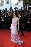 Milla Jovovich and Cannes Film Festival