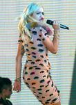 Rita Ora performs at the 'Grand Journal' during...