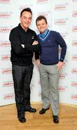 Ant Mcpartlin, Declan Donnelly and Celebrity Golf Classic