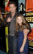 Gerard Butler and Maya Raines