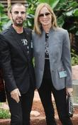 Ringo Starr and Barbara Bach  Chelsea Flower...