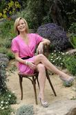 Amanda Holden The RHS Chelsea Flower Show 2012...