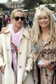 Lia Wood and Jo Wood The RHS Chelsea...