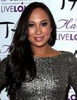 Cheryl Burke and Tao Nightclub