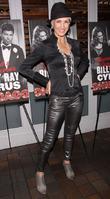 Amra-Faye Wright Country Music star Billy Ray Cyrus...
