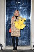 Fearne Cotton and 10 Downing Street
