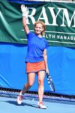 Elisabeth Shue, Chris Evert, Raymond James Pro- Celebrity, Tennis Classic, Delray Tennis Center and Delray Beach