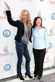 Christie Brinkley and Priscilla Ma