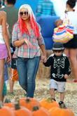 Christina Aguilera and Max Bratman