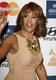 Gayle King and Beverly Hilton Hotel
