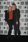 Kieron Richardson and Gemma Merna
