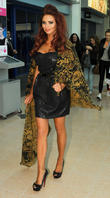 Amy Childs, Birmingham Nec and Clothes Show Live