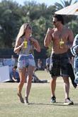 Joe Manganiello and Coachella