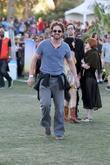 Gerard Butler and Coachella