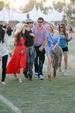 Nina Dobrev, Diane Kruger, Ian Somerhalder, Joshua Jackson and Coachella