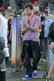 Joshua Jackson and Coachella