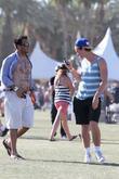 Patrick Schwarzenegger and Coachella