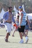 Patrick Schwarzenegger and Coachella