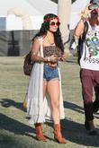 Vanessa Hudgens, Coachella