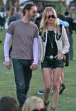 Kate Bosworth, Michael Polish and Coachella