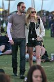Kate Bosworth, Michael Polish, Coachella