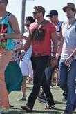 Kellan Lutz and Coachella
