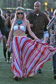 Paris Hilton and Coachella