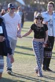 Chord Overstreet, Emma Roberts and Coachella