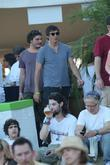 Lukas Haas and Coachella