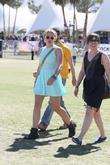 Busy Phillips Celebrities at the 2012 Coachella Valley...