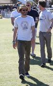 Rob Benedict Celebrities at the 2012 Coachella Valley...