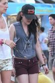 Kristen Stewart and Coachella