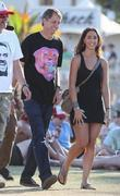 Tony Hawk Celebrities at the 2012 Coachella Valley...