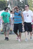 Adnan Ghalib  Celebrities at the 2012 Coachella...