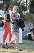 Busy Phillips  Celebrities at the 2012 Coachella...