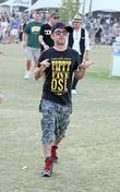 David Faustino  Celebrities at the 2012 Coachella...