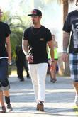 Joe Jonas Celebrities at the 2012 Coachella Valley...