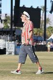Lou Adler Celebrities at the 2012 Coachella Valley...