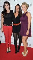 Sinead Moynihan, Jennifer Metcalfe and Gemma Merna